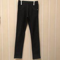 Calça Legging Jeans Tam 8 - Hering - 8 anos - Hering Kids