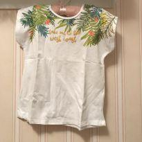 Camiseta West Coast - Zara - 5 anos - Zara