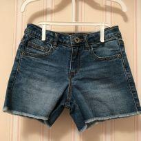 Shorts Jeans - ZARA - 7 anos - Zara