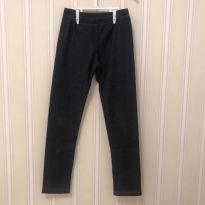Calça Legging Jeans - Hering - 8 anos - Hering Kids