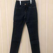 Calça Jeans Skinny - Hering - 8 anos - Hering Kids