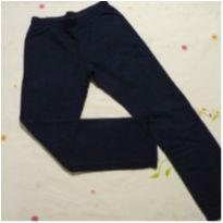 Calça de moleton Azul - 6 anos - Brandili