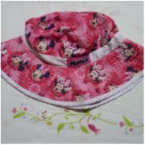 Chapéu rosa da Minnie - 2 anos - Disney