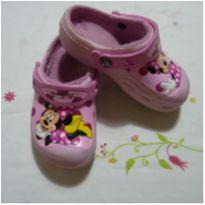 Crocs Original com pelinho rosa Minnie - 28 - Crocs