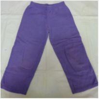 Calça de moleton 6 anos lilas - 6 anos - Ralakids