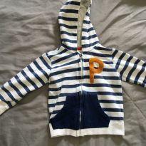 Casaco moletom - 12 a 18 meses - Zara Baby