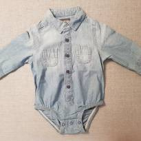 Jeans estiloso - 9 meses - OshKosh