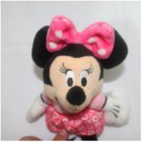 Minnie Pelúcia Original babby + tiara com orelhas -  - Disney