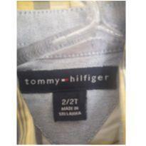 camisa tricoline xadrez - 2 anos - Tommy Hilfiger