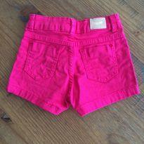 Short Código Girls Pink - 4 anos - Sem marca