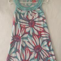 Vestido Floral PUC - 4 anos - PUC