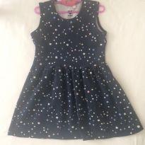 Vestido estrelas - 4 anos - Baby Club