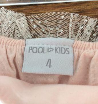 Blusinha de Festa Laços - 4 anos - Pool Kids