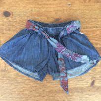 Short Jeans PUC - 4 anos - PUC