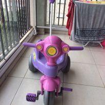 Triciclo Calesita Velocita Pink -  - Calesita