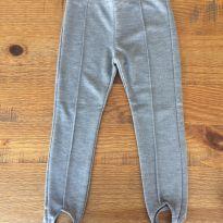 Legging Zara cinza-escuro - 5 anos - Zara Girls