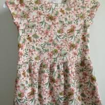 Vestido Primavera Zara - 24 a 36 meses - Zara Baby
