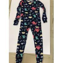 Pijama Dinossauros coloridos - 2 anos - Carter`s