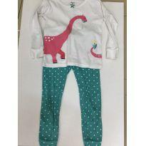 Pijama carter´s dinossauro