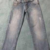 Calça Jeans - 4 anos - Não informada