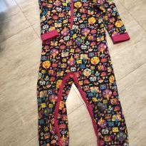 Pijama macacão puket - 6 anos - Puket