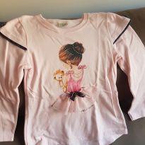 Camiseta bailarina - 6 anos - Have Fun