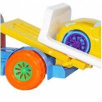 CAMINHÃO GUINCHO ROBUSTUS KIDS -  - Diver Toys