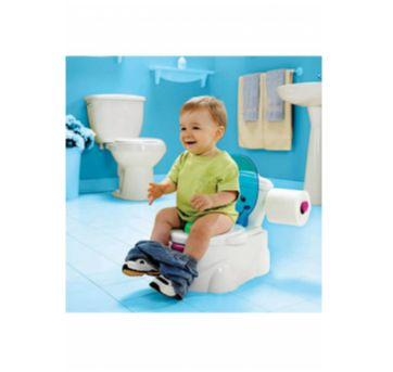 Troninho Toilette – Fisher Price - Sem faixa etaria - Fisher Price