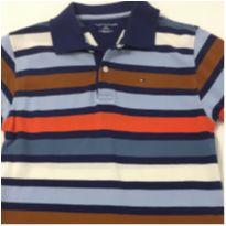 Camisa Polo Tommy - 12 anos - Tommy Hilfiger