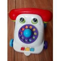 Telefone Colorido - Sem faixa etaria - Não informada