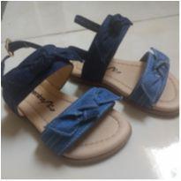 Sandália Jeans - 20 - Menina Rio