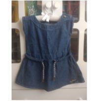 Vestido Jeans - 1 ano - Colorittá