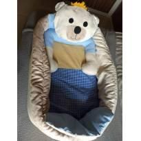Ninho Redutor De Berço Para Bebê -  - Não informada