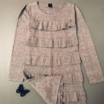 Vestido Fru-fru Gap - 5 anos - GAP