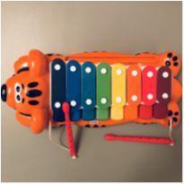 Xilofone do Tigre -  - Little Tikes