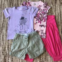 Kit arrasador - 5 anos - Baby Gap e Monsoon