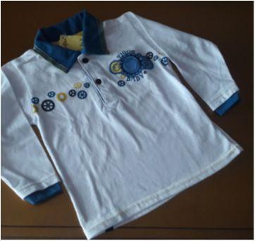 Camisa nova Tigor - 9 a 12 meses - Tigor T.  Tigre