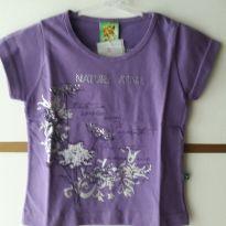 Camisa Nova Naturativa - 2 anos - Naturativa
