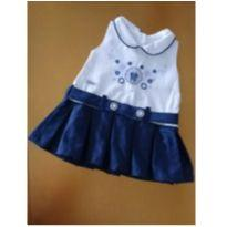Vestido Novo Grow-up - 3 a 6 meses - Grow up