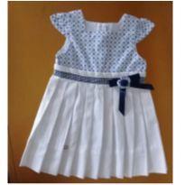 Vestido Novo Camú Camú - 9 a 12 meses - Camú Camú