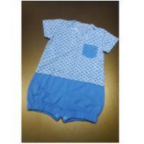 Macaquinho Novo c/ Etiqueta - 9 a 12 meses - Aconchego do Bebê