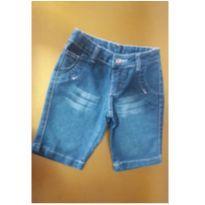 Bermuda Jeans Nova C/ Etiqueta - 8 anos - Tile e Sul