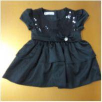 Vestido Nina Menina - 6 a 9 meses - Nina menina