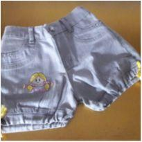 Short Jeans Novo Popuxinhos
