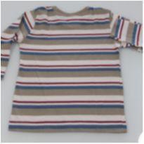 Camisa Nova - 3 anos - Lazy