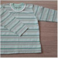Blusa Nova BABY STEEN - 9 a 12 meses - Não informada