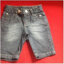 Bermuda Jeans Nova c/ Etiqueta - 6 anos - Tile e Sul