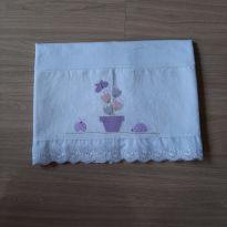 Jogo Lençol Carrinho 2 pçs flor -  - Hira-Imi
