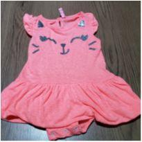 Vestido Body gatinha - 9 meses - Nosh