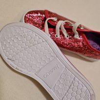 Tênis glitter rosa Disney Dra Brinquedos - 25 - Disney